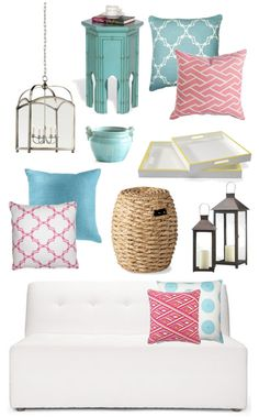 gorgeous coastal theme home decor