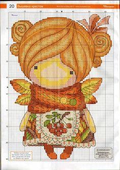 free cross stitch pattern: