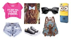 """""""Sem título #13"""" by jeniffer-albuquequevs ❤ liked on Polyvore"""