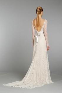 Vestidos Backless de la boda