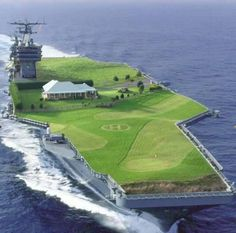make golf not war