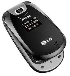 Verizon LG VN150 Revere No Contract Grey CDMA Camera Cell Phone EXCELLENT * AMAZON Great Sale