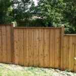 Astonishing Tips: Old Fence Panels fence post spaces.How To Make Split Rail Fence natural fence willow branches.Old Fence Panels. Garden Gates And Fencing, Garden Fence Panels, Lattice Fence, Front Yard Fence, Farm Fence, Fence Gate, Rustic Fence, Fence Plants, Dog Fence