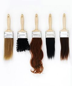 Dearbhaile Heaney - nuancier - cheveux - hair hair art The Real Story Behind Where Your Hair Extensions Come From Objets Antiques, Minimalist Outfit, Youtube Design, Hair Affair, Thanksgiving Outfit, Salon Design, Design Design, Interior Design, Hair Brush