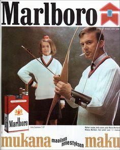 70-luvulta, päivää !: tammikuu 2012 Cigarette Marlboro, Vintage Ads, Vintage Posters, Old Commercials, Good Old Times, Old Magazines, Rock Posters, Old Ads, Magazine Ads