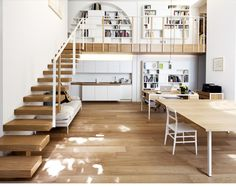 Modern home in Milan, Italy by Takane Ezoe via @archilovers
