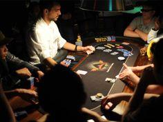 Custom Poker Tables | Pokertisch #028