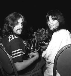 Glenn and Linda