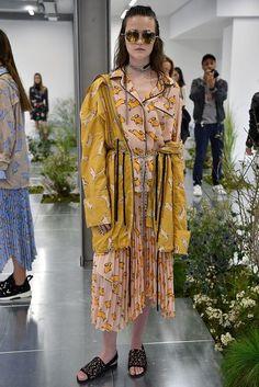Markus Lupfer Spring/Summer 2017 Ready To Wear Collection | British Vogue