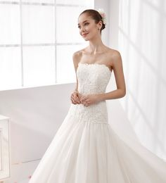 Wedding Dress Aurora  AUAB16956 2016