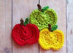 Miniaturas de crochet