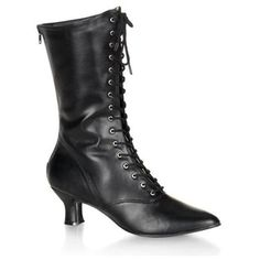 Victorian-120, Women's Victorian Boots by Funtasma