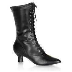 Victorian-120, Women's Victorian Boots by Funtasma