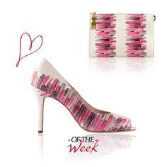 Beautiful *.* - Högl Louboutin Pumps, Christian Louboutin, Court Shoes, Stiletto Heels, Swarovski, Lady, Beautiful, Fashion, Moda