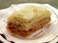 Bosanski kuhar: Kajmak baklava                                                                                                                                                                                 More