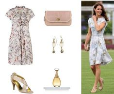 Anyone for a game of polo with Kate Middleton?  Click to buy these clothes!