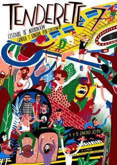 TENDERETE 7  4 y 5 de Enero del 2014  3 de Enero del 2014, conferencias y talleres pre tenderete.  Albert Foolmoon / Sabordage Atelier (Lille, fr), Chili Com Carne / Mmmnnnrrrg (Lisboa, pt), Crack Festival / Fortepressa (Roma, it), Mékanik Copulaire...