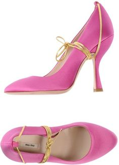 Yes+Please+Thank You! :) Mui Mui ~ Closed Toe Pumps