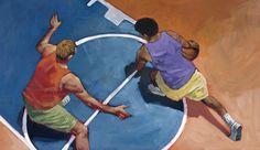 Illustrations, Baseball Cards, Painting, Art, Art Background, Painting Art, Kunst, Illustration, Paintings