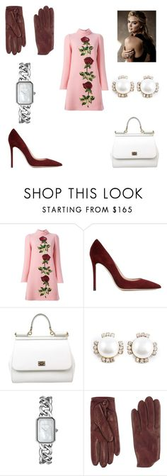 """""""THE NIGHT BEFORE"""" by laura-melissa-cortes on Polyvore featuring moda, Dolce&Gabbana, Gianvito Rossi, Chanel y Dsquared2"""