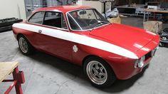 Alfa Giulia.
