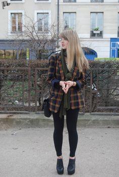 'I already miss you [Paris, Ô mon amour...]' #new #outfit on www.naloudesbois.com
