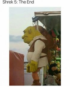 It's all ogre now. Memes Shrek, Memes Estúpidos, Stupid Funny Memes, Haha Funny, Reaction Pictures, Funny Pictures, Response Memes, Mood Pics, Cursed Images