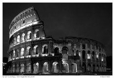 Colosseum, the city greatest amphitheater. Rome, Lazio, Italy