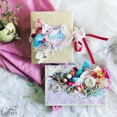 Tender card and mini album