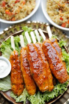 Diner Recipes, Cooking Recipes, Bbq Grill, Barbecue, Tapas, Ras El Hanout, High Tea, Chicken Wings, Cravings