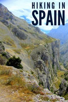 Hiking in Spain provides astounding views and breath taking scenery. La Ruta del Cares in the Picos de Europa mountains is one such Spanish hike.