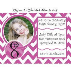 Check out this item in my Etsy shop https://www.etsy.com/listing/237760116/girl-birthday-invites-digital-print