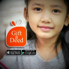 """Gift-A-Deed is a new app that the United Nations called, """"Tech for Good."""" It's designed to connect people to charitable opportunities all…"""