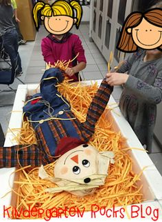 Scarecrow Stuffin Preschool Weekly Themes, Fall Preschool, Preschool Classroom, Toddler Preschool, Preschool Crafts, Preschool Halloween, Daycare Crafts, Preschool Curriculum, Future Classroom
