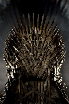 1000 images about thrones on pinterest throne chair for Buy iron throne chair