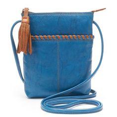 ili Leather Two-Tone Mini Crossbody Bag, Women's, Multicolor Diy Leather Tote Bag, Leather Handbags, Shoulder Handbags, Shoulder Bags, Mini Crossbody Bag, Cross Body Handbags, Leather Shoulder Bag, Purses, Ipad Sleeve