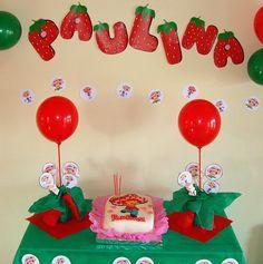 frutillita para cumpleaños - Buscar con Google