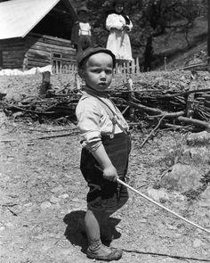 Roman Vishniac. Lost children of Europe: