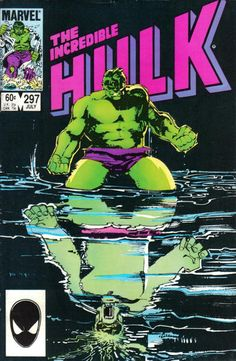 Bill Sienkiewicz - Hulk