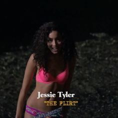 """Jessie Tyler is """"The Flirt,"""" but she's much more than a pretty face. Dead Of Summer, Pretty Face, Jessie, Flirting, Female, Instagram, Women, Woman"""
