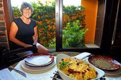 Receita de Bacalhau à Zé do Pipo, do restaurante de Kukas Crespo