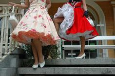 50s petticoats