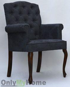 Na zdjęciu Fotel Evanell. Kupisz go w różnych kombinacjach dodatków oraz tkanin na naszej stronie internetowej http://onlymyhome.pl/fotele/21-fotel-evanell.html zapraszamy!  ________________________________ #Fotel #Evanell #onlymyhome #design #inspiration #interior #pikowanie #chesterfield #sypialnia #salon #furniture #followme @onlymyhome.pl