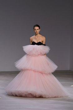 Couture's Dreamiest Dresses for Spring 2016   Giambattista Valli