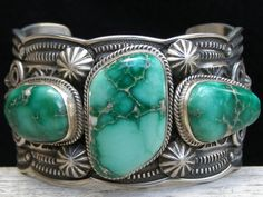 Darrel Cadman Broken Arrow Variscite...