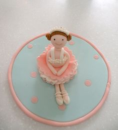 Ballerina / Princess Cake