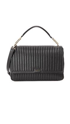DKNY Gansevoort Large Flap Shoulder Bag ($378)