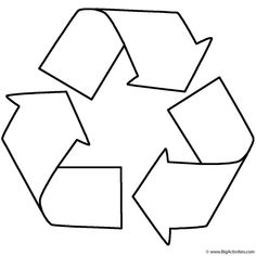 Recycling sign coloring page- template for Jacob's felt shopping bags Recycling sign coloring pa Earth Coloring Pages, Love Coloring Pages, Truck Coloring Pages, Free Printable Coloring Pages, Coloring Pages For Kids, Coloring Books, Kids Coloring, Free Coloring, Recycling For Kids