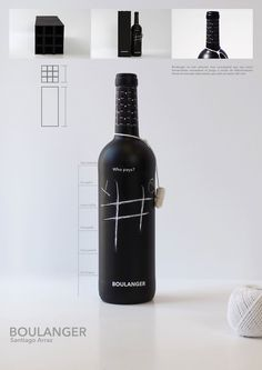 Boulanger (Student Project) on Packaging of the World - Creative Package Design Gallery
