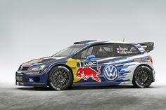 Volkswagen Polo R WRC rally car livery 2015
